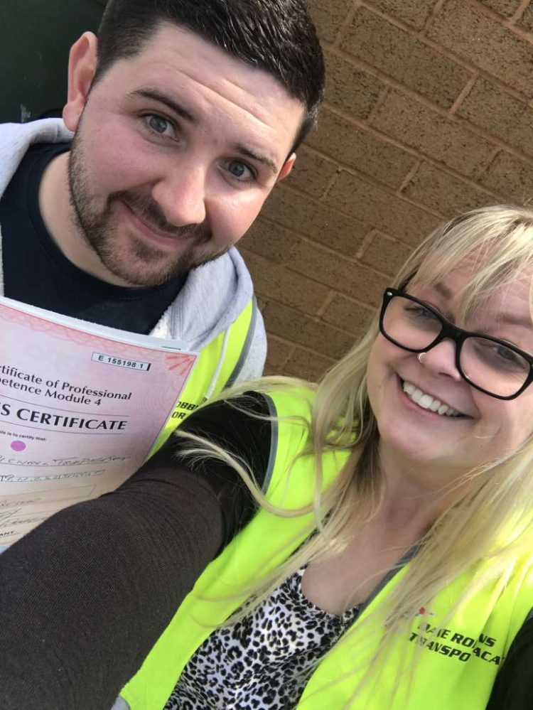 "Well Done Sean ""Seen"" Tompkinson! – 19.04.2017"